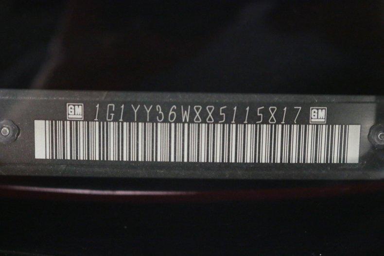2008 Chevrolet Corvette 75