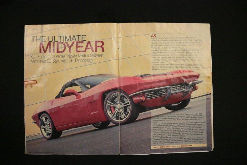 2008 Chevrolet Corvette 72