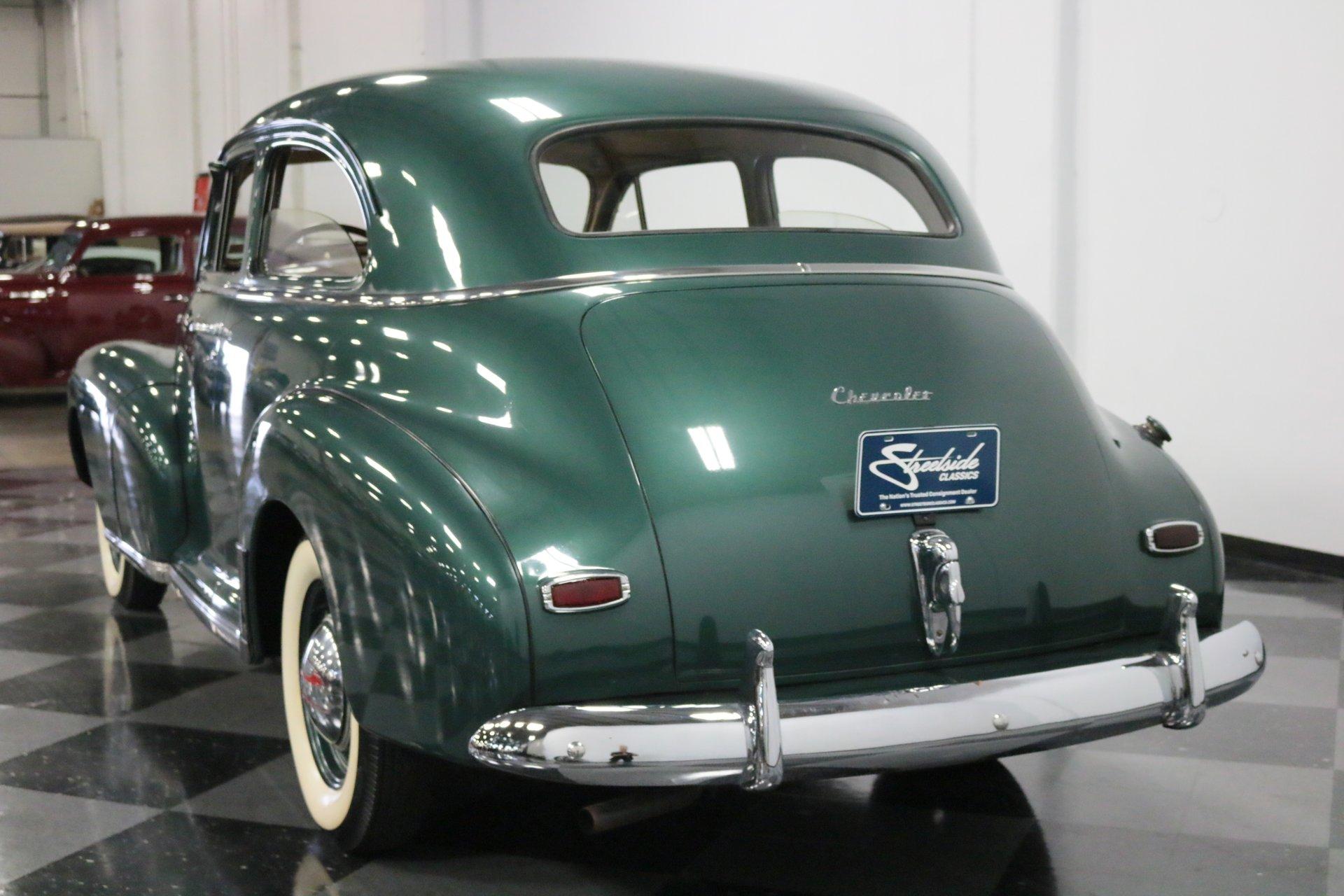 1948 Chevrolet Stylemaster Streetside Classics The