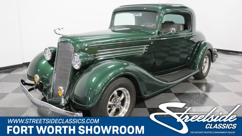 For Sale: 1935 Buick 3 Window Coupe