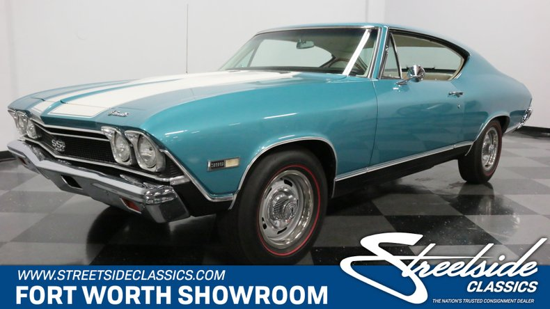 1968 Chevrolet Chevelle | Streetside Classics - The Nation's Trusted