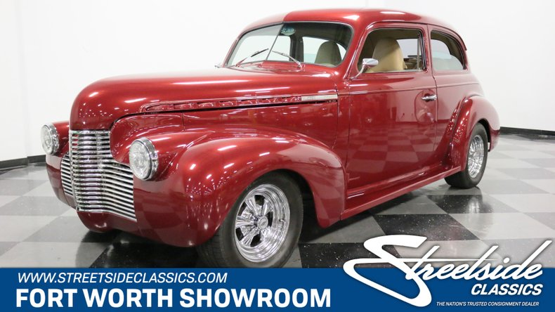 For Sale: 1940 Chevrolet Master