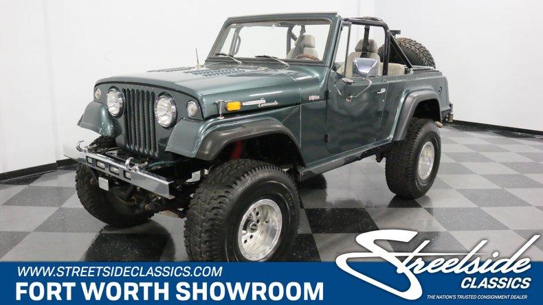 Jeep Commando For Sale >> 1968 Jeep Jeepster Streetside Classics The Nation S