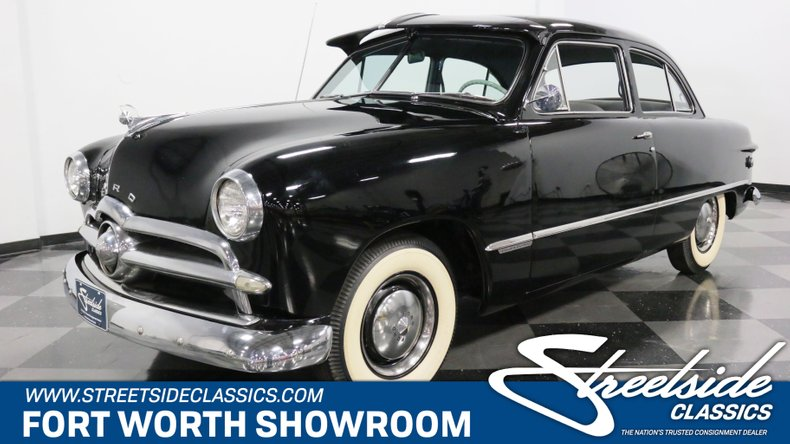 For Sale: 1949 Ford Custom
