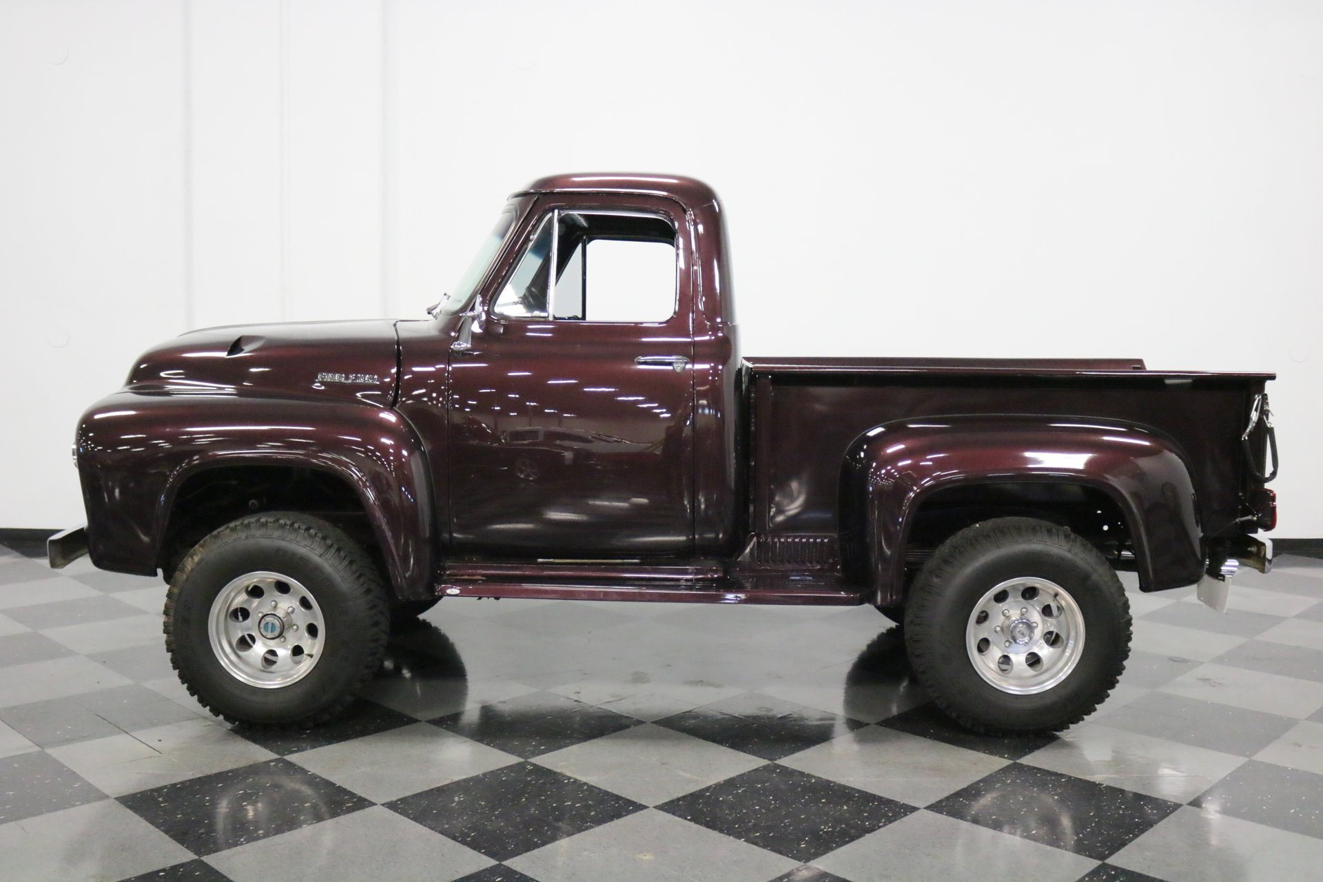 1954 ford f 100 4x4
