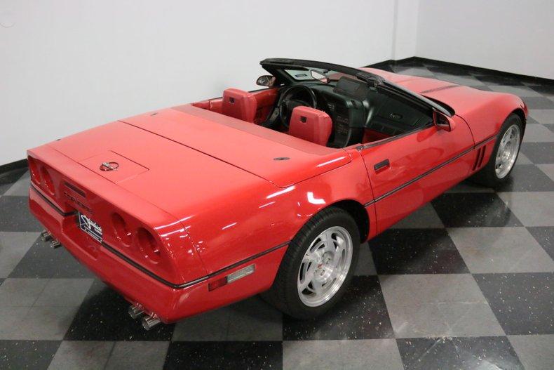 1990 Chevrolet Corvette 34