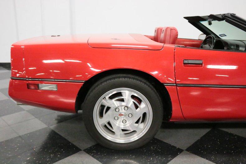 1990 Chevrolet Corvette 39