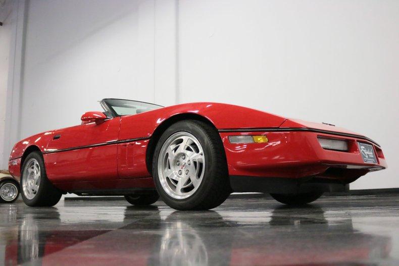 1990 Chevrolet Corvette 42