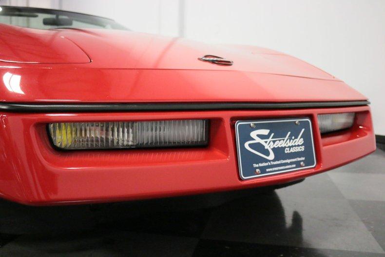 1990 Chevrolet Corvette 70