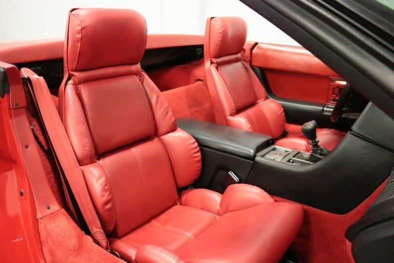 1990 Chevrolet Corvette 58