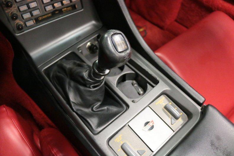 1990 Chevrolet Corvette 54