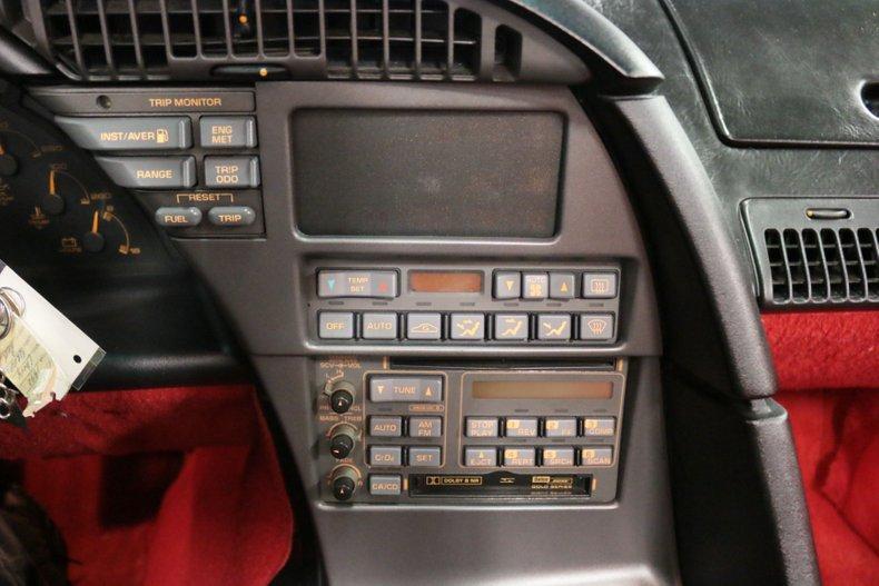 1990 Chevrolet Corvette 53