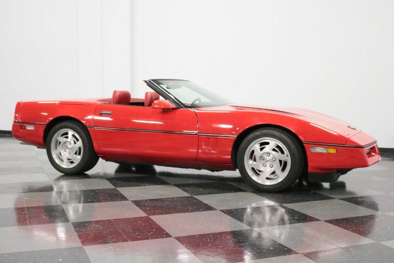 1990 Chevrolet Corvette 16