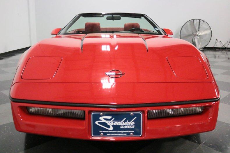 1990 Chevrolet Corvette 19