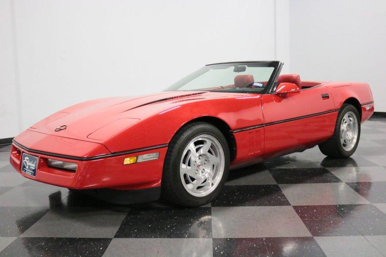1990 Chevrolet Corvette 5