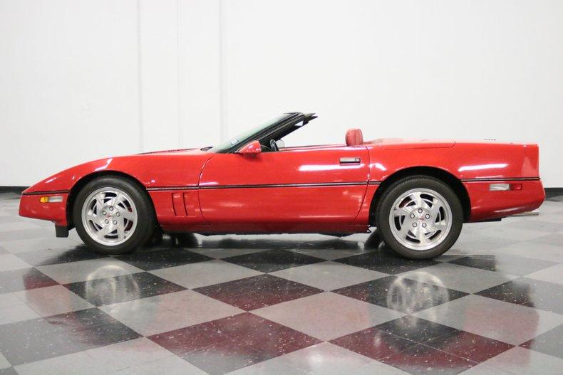 1990 Chevrolet Corvette 7