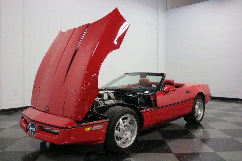 1990 Chevrolet Corvette 43