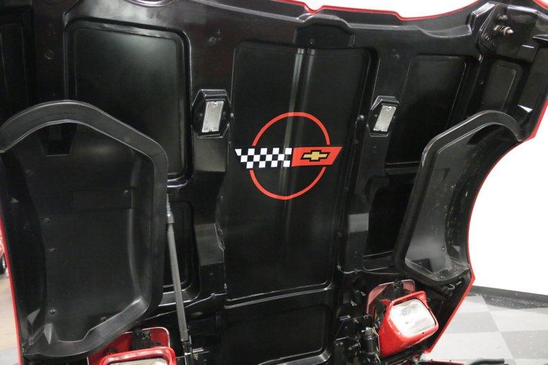 1990 Chevrolet Corvette 45