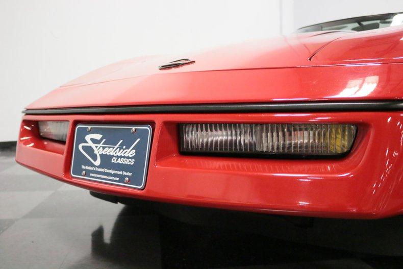 1990 Chevrolet Corvette 27