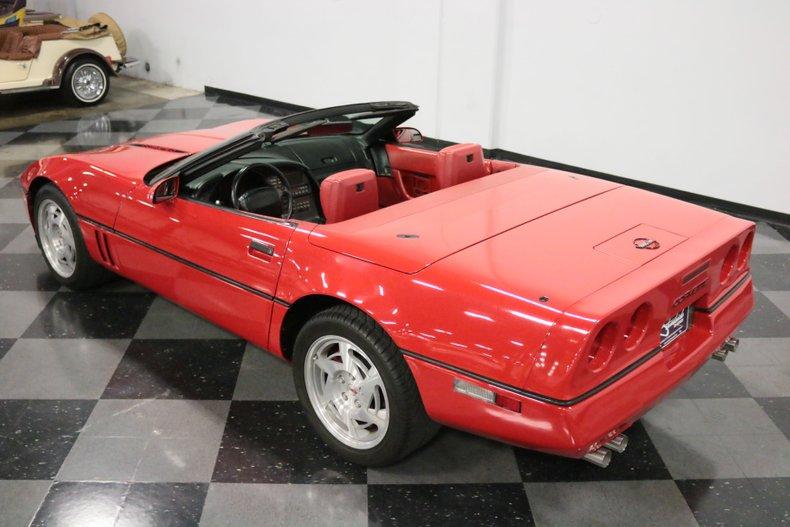 1990 Chevrolet Corvette 73