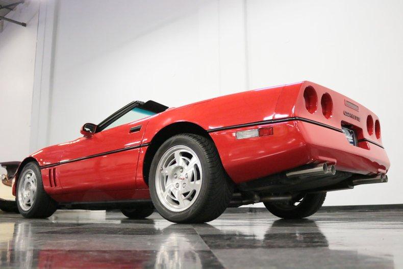 1990 Chevrolet Corvette 33