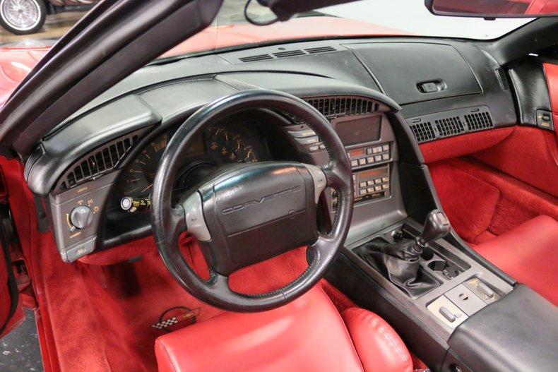 1990 Chevrolet Corvette 49