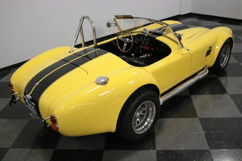 1966 Shelby Cobra 30