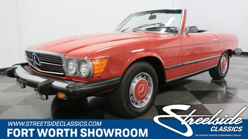 For Sale: 1975 Mercedes-Benz 450SL