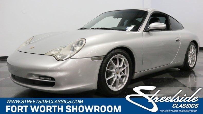 For Sale: 2004 Porsche 911