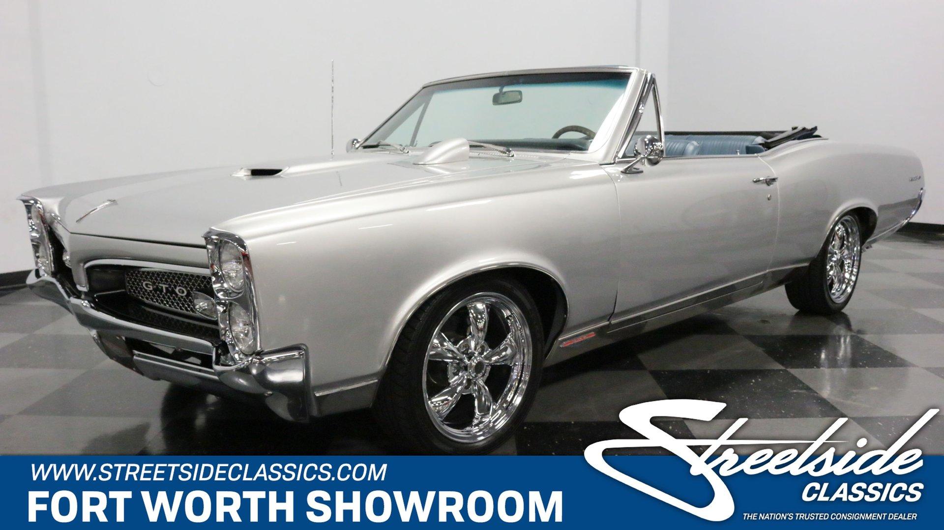 1967 Pontiac GTO Tribute Convertible for sale #174384