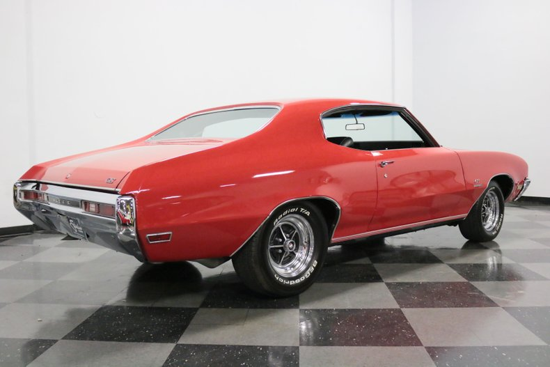 1970 Buick GS 13