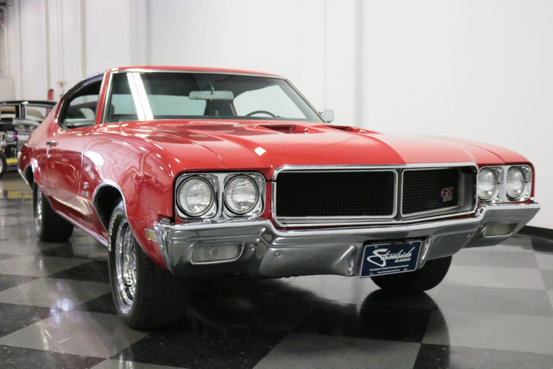 1970 Buick GS 18