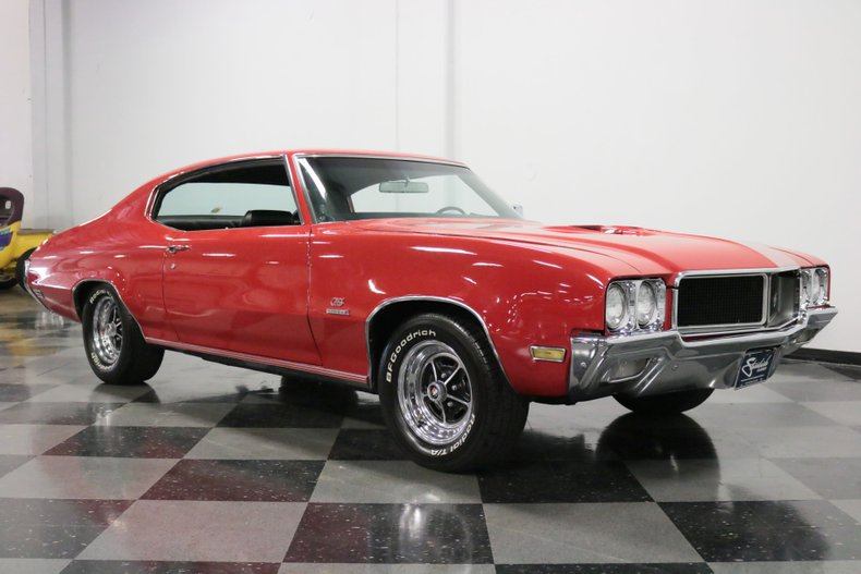 1970 Buick GS 17