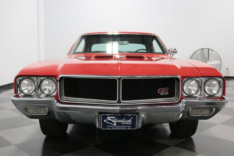 1970 Buick GS 19