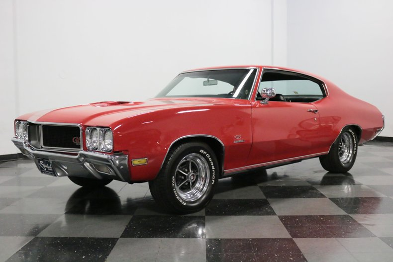 1970 Buick GS 5