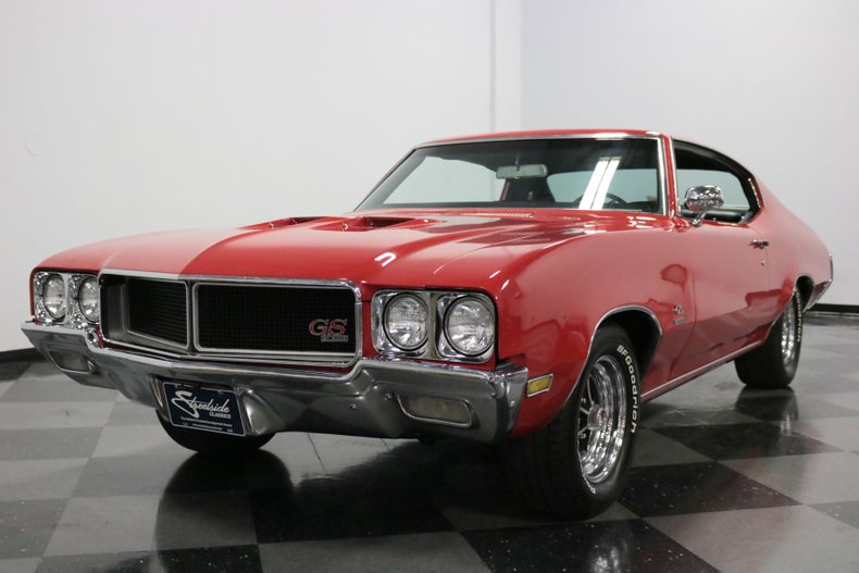 1970 Buick GS Stage 1 455 for sale #174739   Motorious