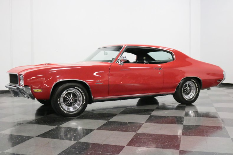 1970 Buick GS 6