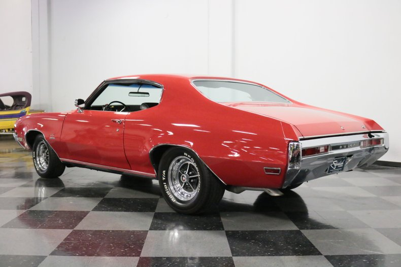 1970 Buick GS 9