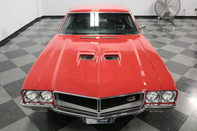 1970 Buick GS 22