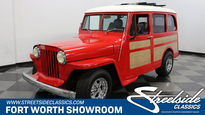 1947 Willys Wagon For Sale