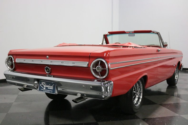 1965 Ford Falcon 12