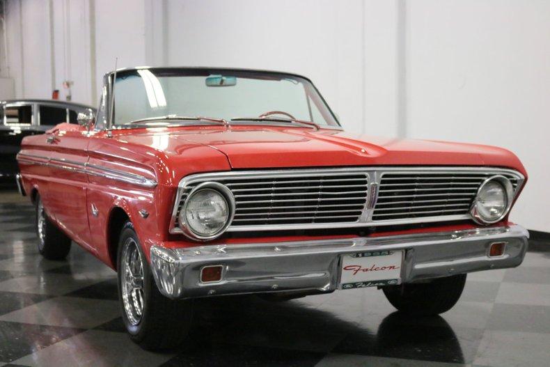 1965 Ford Falcon 18