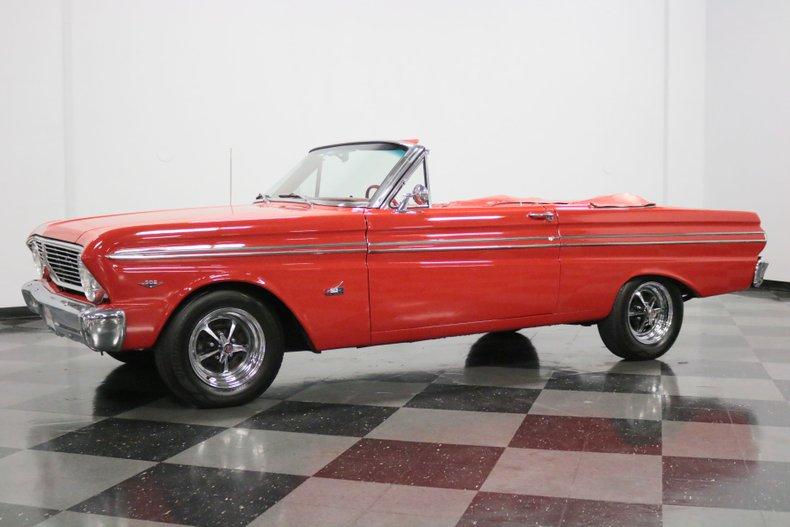 1965 Ford Falcon 6
