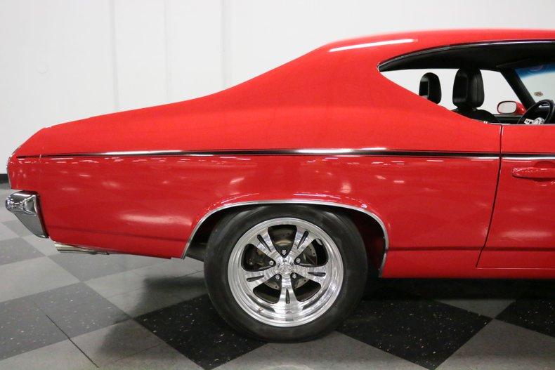 1969 Chevrolet Chevelle 35