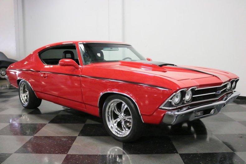 1969 Chevrolet Chevelle 38