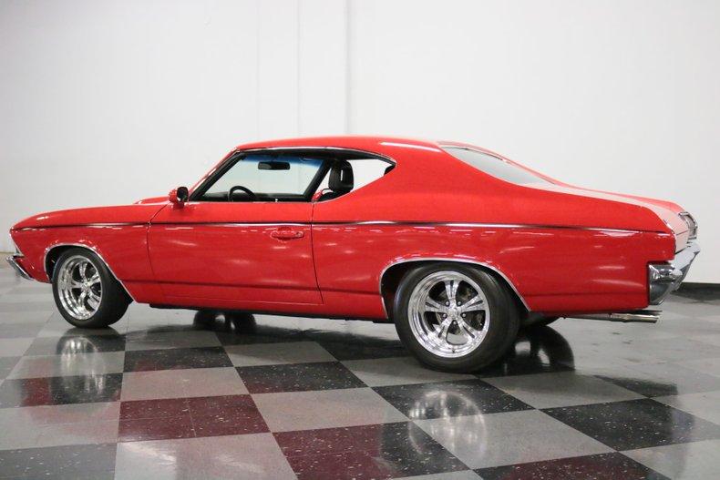 1969 Chevrolet Chevelle 8