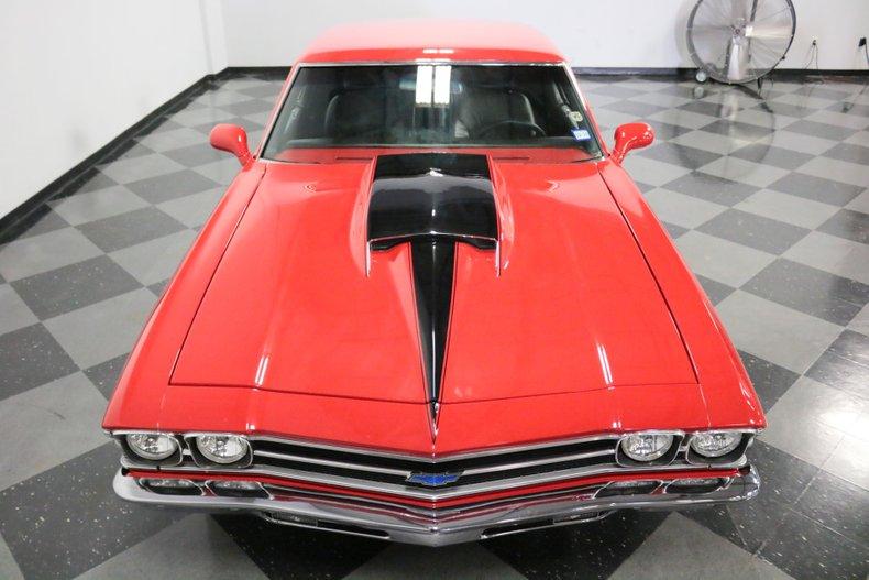 1969 Chevrolet Chevelle 22