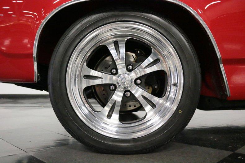 1969 Chevrolet Chevelle 68