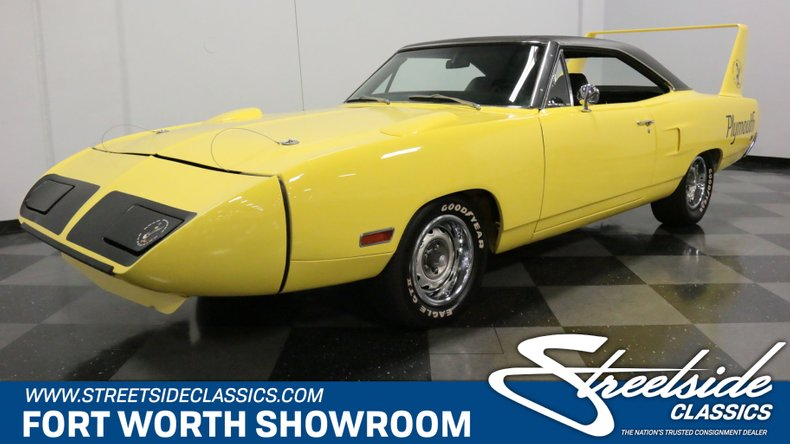 For Sale: 1970 Plymouth Superbird