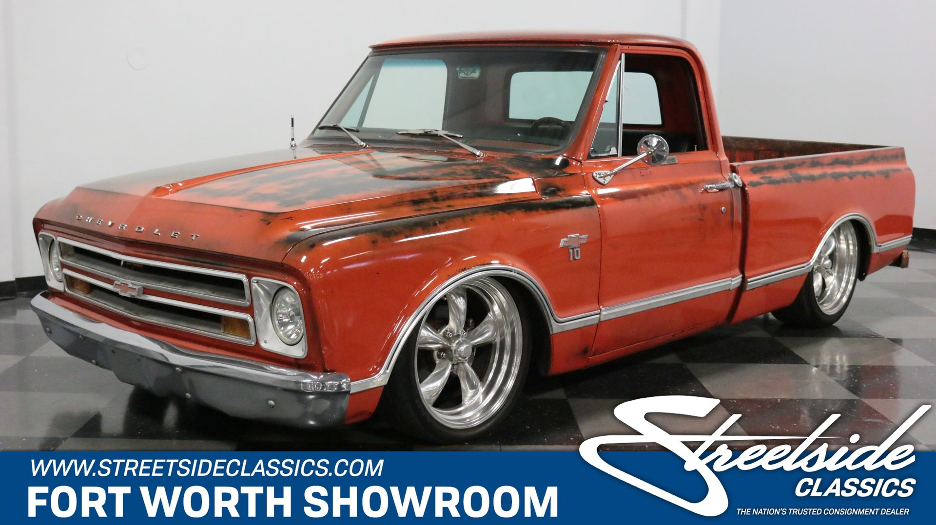 1967 Chevrolet C10 Restomod for sale #174734 | Motorious